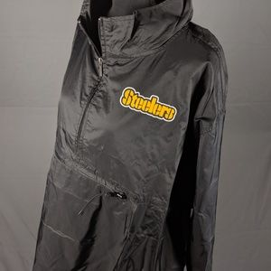 Steelers Reebok Windbreaker (B57)